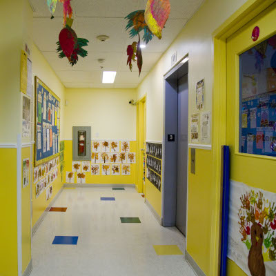 Art appreciation kids daycare montreal